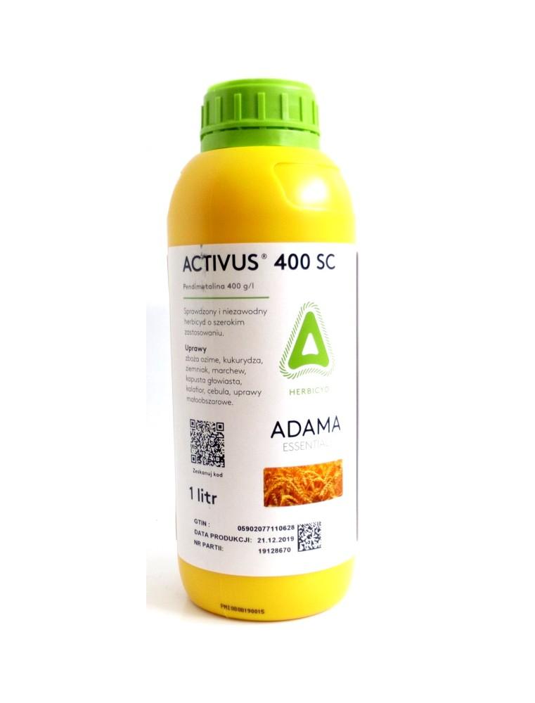 Środek chwastobójczy Activus 400 SC 1L Adama