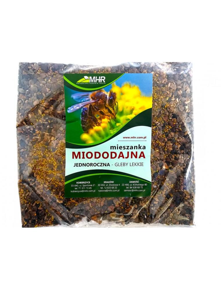 Mieszanka miododajna wieloletnia (gleby średnie i ciężkie)