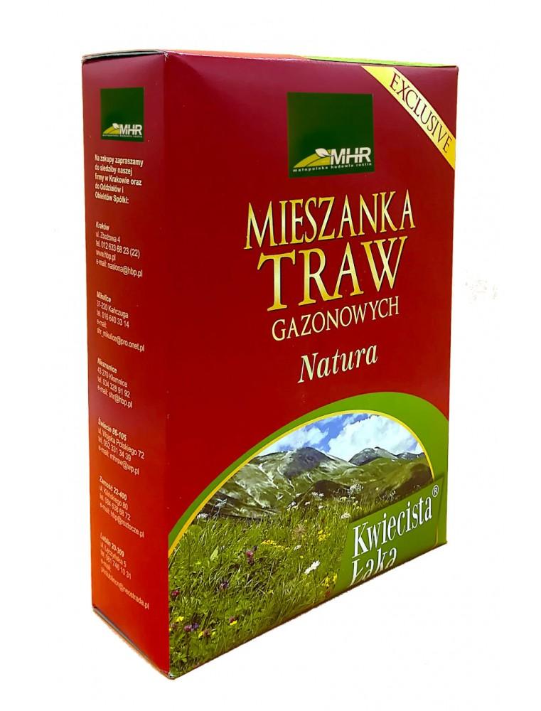Mieszanka traw gazonowych - Kwiecista Łąka 0,9 kg