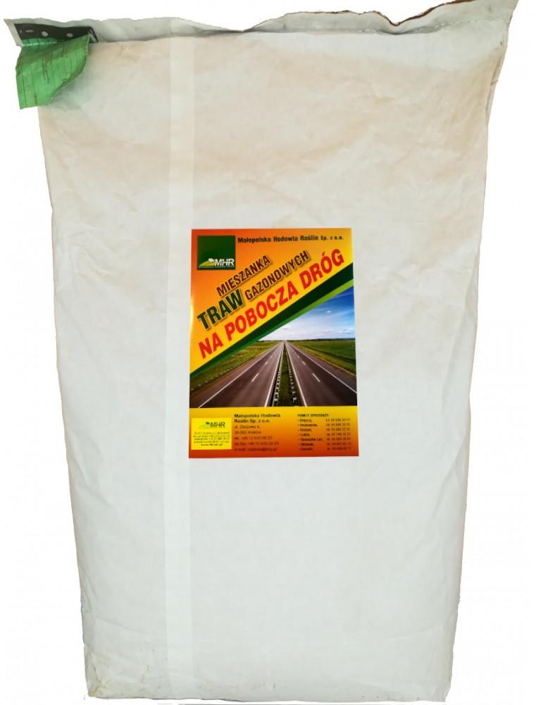 Mieszanka traw gazonowych - Na pobocza dróg 10 kg