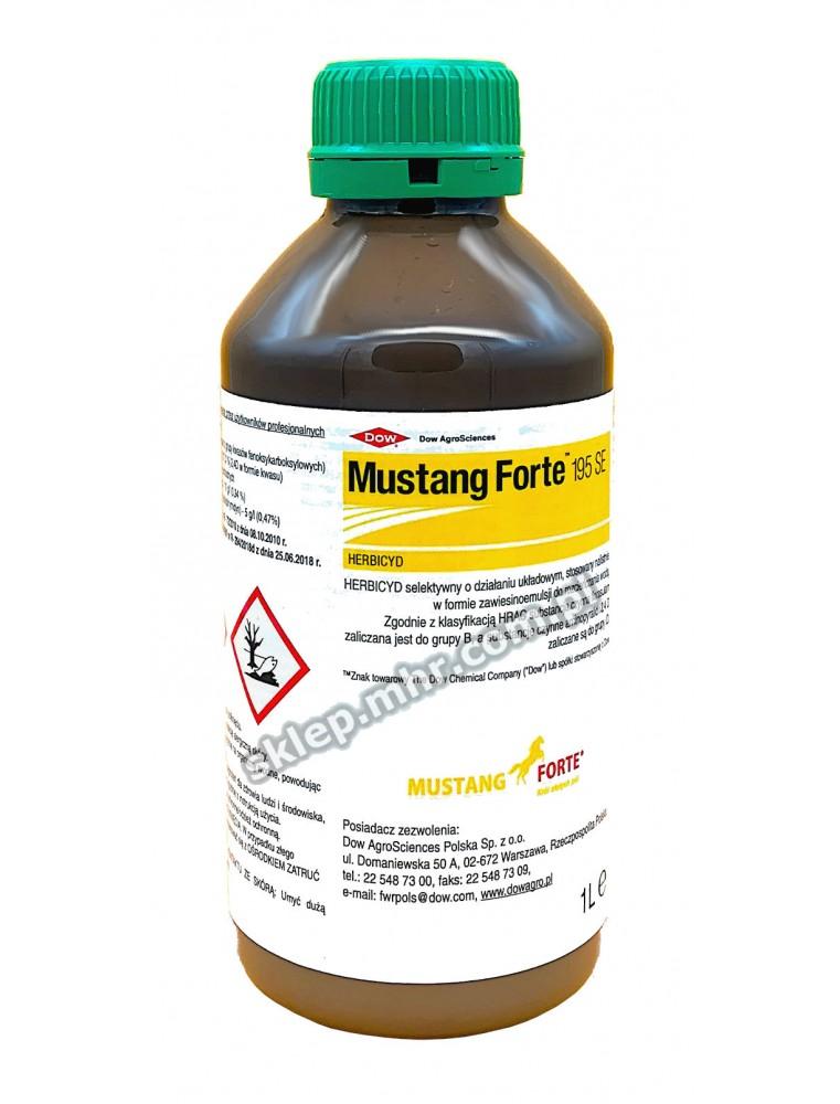 Środek chwastobójczy Mustang Forte 195 SE 1L