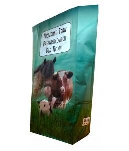 Mieszanka traw pastewnych - pastwiskowa dla koni z ziołami ZM13 5kg