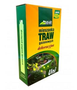 Mieszanka traw gazonowych Uni - Uniwersalna- opakowanie kartonowe